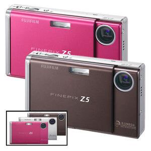 Photo of Fujifilm Finepix Z5 Digital Camera