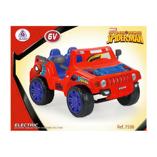 Spiderman Evasive Jeep 12V