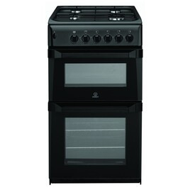 Indesit IT50GA anthracite gas twin cooker Reviews