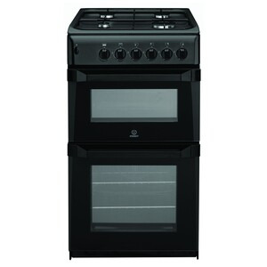 Photo of Indesit IT50GA Anthracite Gas Twin Cooker Cooker