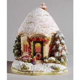 Lilliput Lane Perfect Christmas