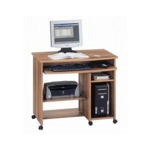Photo of Jahnke CT20 Computer Cart Computer Desk
