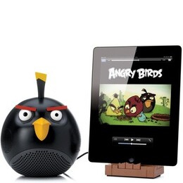 Gear4 PG552 Black Bomber Angry Birds Reviews
