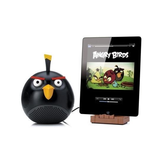 Gear4 PG552 Black Bomber Angry Birds
