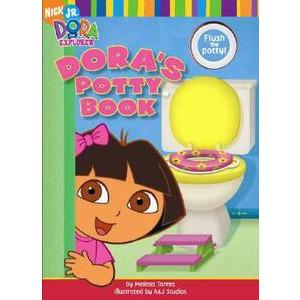 Photo of Dora's Potty Book Book