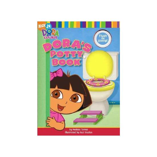 Dora's Potty Book