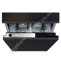 De Dietrich DVH640J Dishwasher - 60cm Fully Integrated Reviews