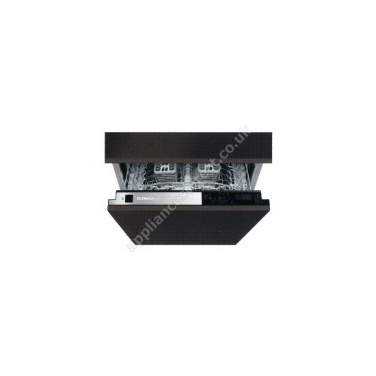 De Dietrich DVH640J Dishwasher - 60cm Fully Integrated