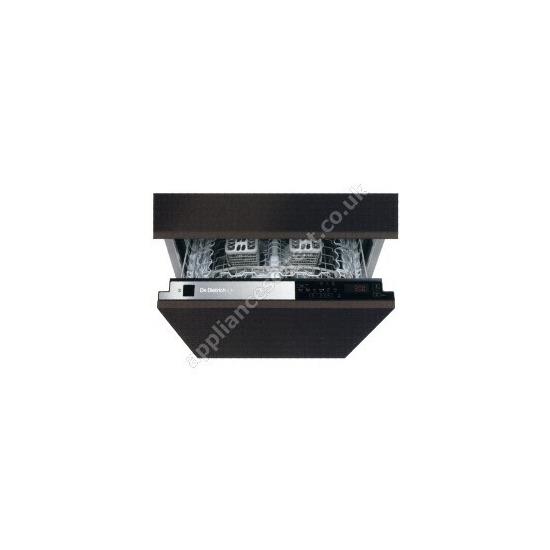 De Dietrich DVH640J Dishwasher - 60cm Fully Integrated
