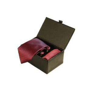 Photo of Feraud Tie Cufflink Handkerchief Set Accessory