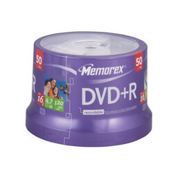 Memorex Professional DVD+R Reviews