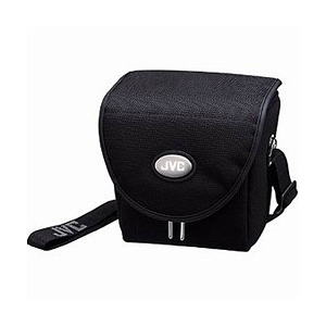 Photo of JVC CB A757 - Shoulder Bag Camcorder - Nylon - Black Camera Case