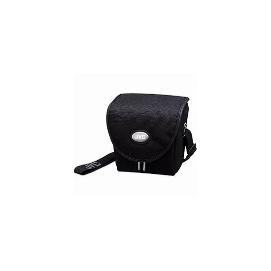 JVC CB A757 - Shoulder bag camcorder - nylon - black