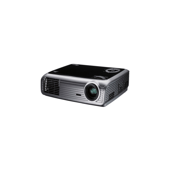 Optoma DX606 - DLP Projector - 2000 ANSI lumens - XGA (1024 x 768) - 4:3 - High Definition 720p