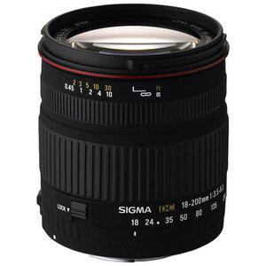 Photo of Sigma 18-200MM F3.5-6.3 DC OS (Nikon Mount) Lens
