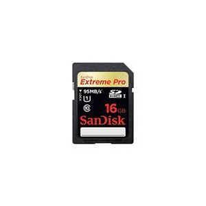 Photo of Sandisk Extreme Pro 16GB SDHC  Memory Card