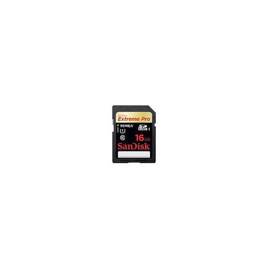 Sandisk Extreme Pro 16GB SDHC
