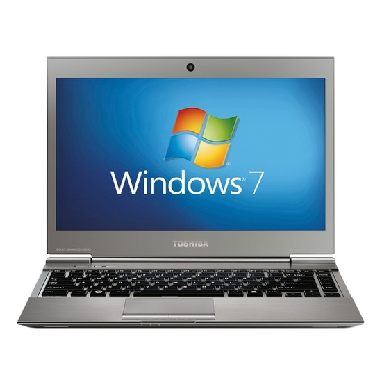 Toshiba Satellite Z830-10T Ultrabook