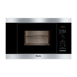 MIELE M8161 1 SS Microwave Grill Reviews