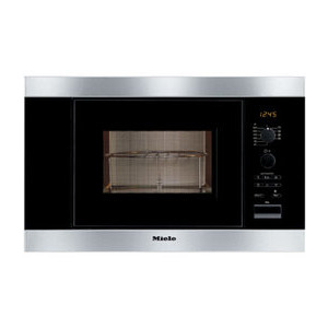 Photo of MIELE M8161 1 SS Microwave Grill Microwave
