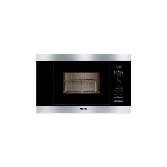 MIELE M8161 1 SS Microwave Grill