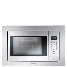 Smeg FME20EX3 Microwave Grill Reviews