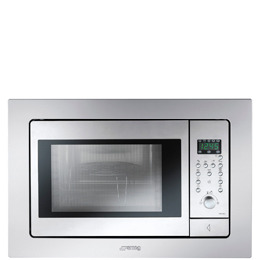Smeg FME20EX3 Microwave Grill Reviews