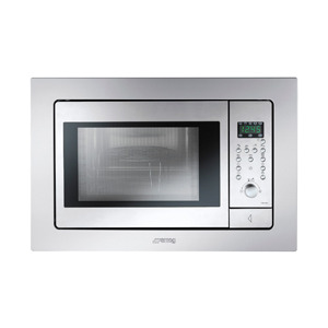 Photo of Smeg FME20EX3 Microwave Grill Microwave