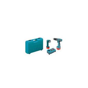 Photo of Makita 8270DWPLE 12V Combi Drill and 12V Torch Power Tool