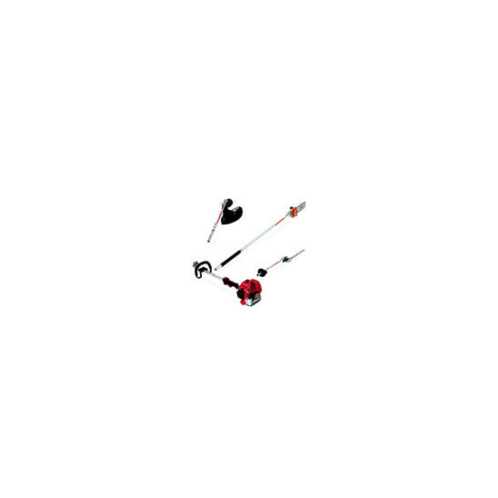 Shindaiwa One Power Hedge Trimmer, Pole Pruner and Grass Trimmer Combo