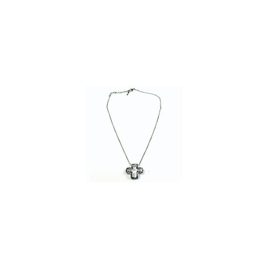 Multi-coloured necklace