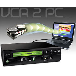 Photo of ION VCR 2 PC USB Video Converter Computer Peripheral