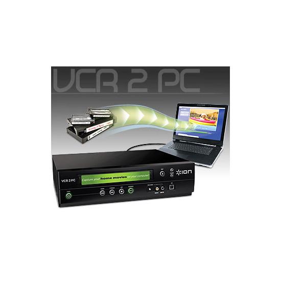 ION VCR 2 PC USB Video Converter