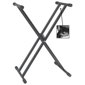 Photo of Skytec Basic Deck Stand / Keyboard Stand Musical Instrument Accessory