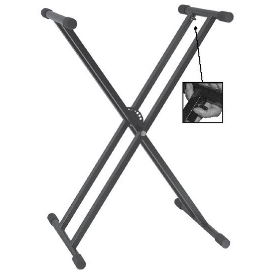Skytec Basic Deck Stand / Keyboard Stand