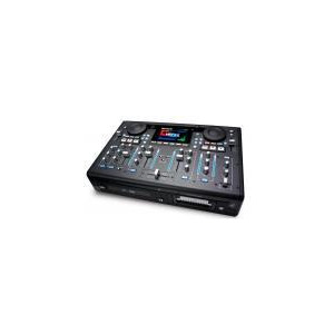 Photo of Numark HDMIX Compact, Portable, Expandable DJ System Turntables and Mixing Deck