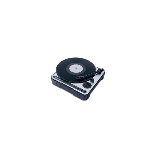 Numark PT 01USB Portable Vinyl-Archiving Turntable
