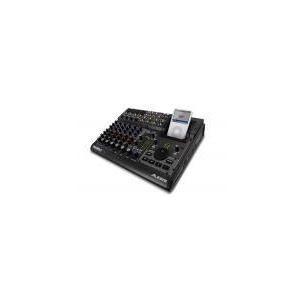 Photo of Alesis IMultimix 8 USB Mixer iPod Dock Turntables and Mixing Deck
