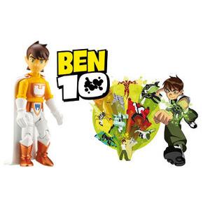 Photo of Ben 10 - 10CM Ben Tennyson Battle Figure Toy