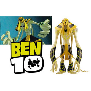 Photo of Ben 10 - 10CM Benmummy Battle Figure Toy
