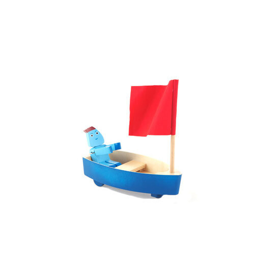 In the Night Garden - Wooden Iggle Boat