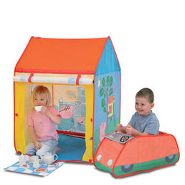 Peppa Pig Play Tent Reviews