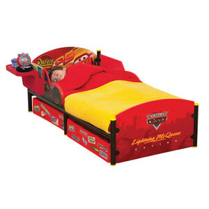 Photo of Cars Toddler Bed Toy