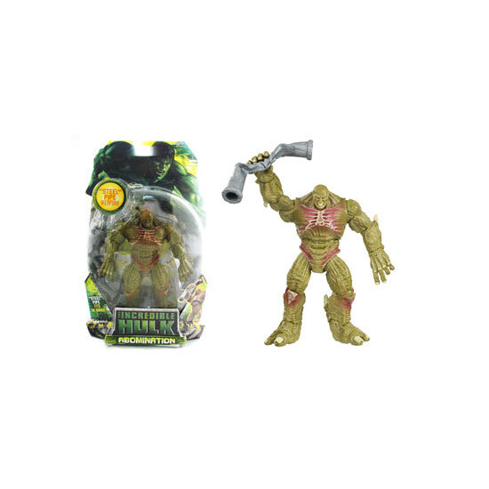 Incredible Hulk 15cm Movie Action Figures - Abomination