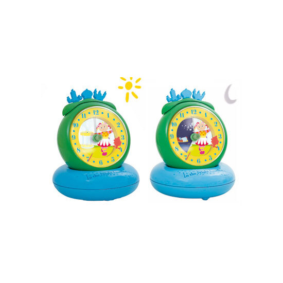 In the Night Garden Go Glow Time