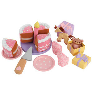 Photo of Dream Town Rose Petal Cottage - Birthday Set Toy