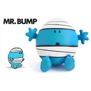 "Photo of MR Bump 10"" Vinyl Plush Toy"