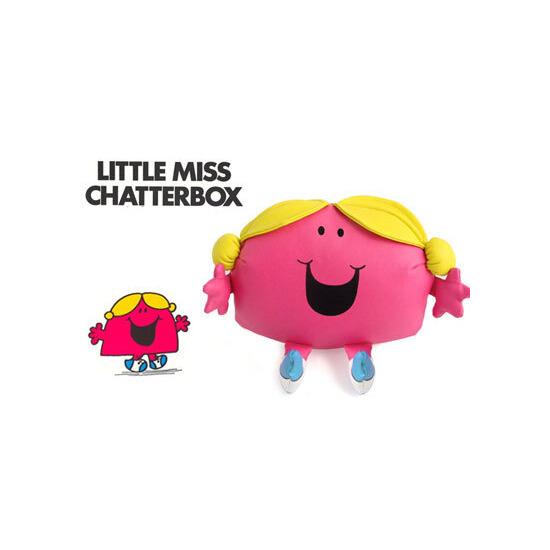 "Little Miss Chatterbox 10"" Vinyl Plush"