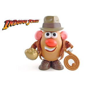 Photo of MR Potato Head Taters Of The Lost Ark Gadget
