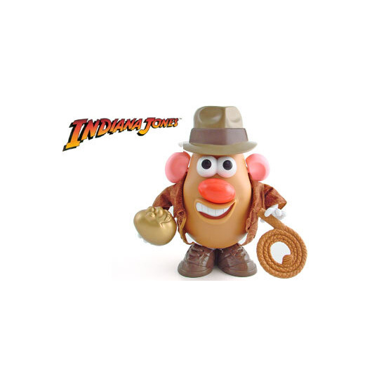 Mr Potato Head Taters of the Lost Ark